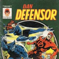 Cómics: COMIC VERTICE - MUNDI COMICS 1981 DAN DEFENSOR Nº 4 (BUEN ESTADO). Lote 57491028