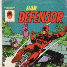 Cómics: COMIC VERTICE - MUNDI COMICS 1981 DAN DEFENSOR Nº 2 USADO. Lote 128346004