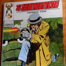 Cómics: LOS 4 FANTASTICOS V.1 Nº 40 - TACO VERTICE. Lote 57496996