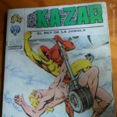 Cómics: KA-ZAR V.1 Nº 6 - TACO VERTICE . Lote 57497759