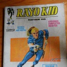 Cómics: RAYO KID V.1 Nº 7 - TACO VERTICE . Lote 57497798