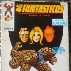 Cómics: LOS 4 FANTASTICOS V.1 Nº 21. Lote 28282479