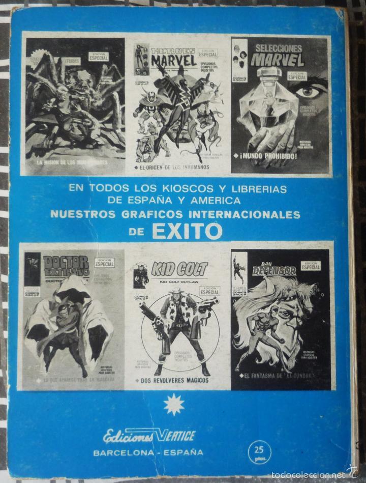 Cómics: LOS 4 FANTASTICOS V.1 Nº 33 . EN EXCELENTE ESTADO - Foto 2 - 28288122