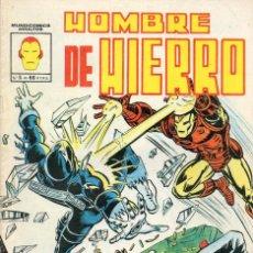 Cómics: COMIC VERTICE - MUNDI COMICS 1982 HOMBRE DE HIERRO Nº 5 (BUEN ESTADO). Lote 57537811