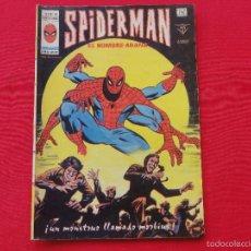 Comics : SPIDERMAN V3. Nº 47. UN MONSTRUO LLAMADO MORBIUS!. C-11A. Lote 57538248