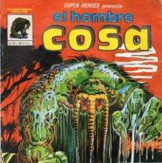 Cómics: COMIC VERTICE - MUNDI COMICS SUPER HEROES Nº 3 HOMBRE COSA (BUEN ESTADO). Lote 57538432