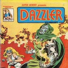 Cómics: COMIC VERTICE - MUNDI COMICS 1981 SUPER HEROES Nº 2 DAZZLER (BUEN ESTADO). Lote 57538468