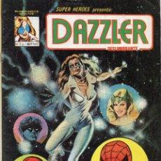 Cómics: COMIC VERTICE - MUNDI COMICS 1981 SUPER HEROES Nº 1 DAZZLER (BUEN ESTADO). Lote 57538494
