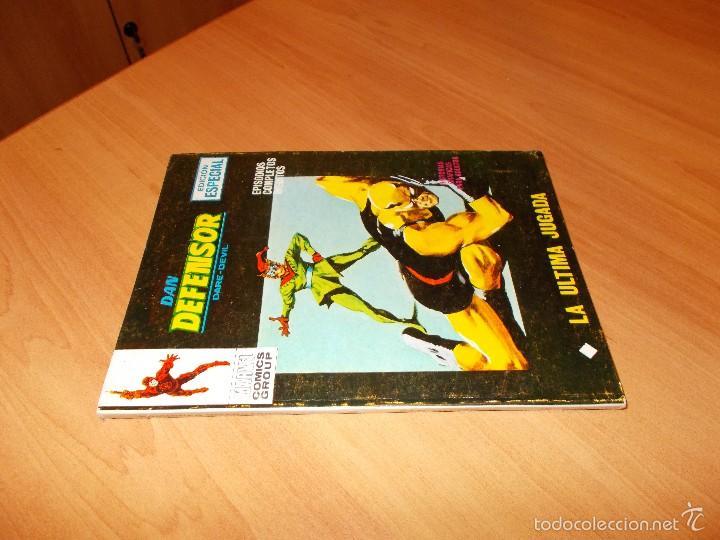 DAN DEFENSOR V.1 Nº18 MUY BUEN ESTADO (Tebeos y Comics - Vértice - Dan Defensor)