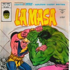 Cómics: LA MASA. VOL. 3 Nº 38. Lote 57569389