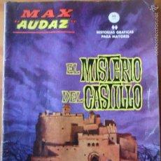 MAX AUDAZ, EL MISTERIO DEL CAMINO, Nº 7 GRAPA VERTICE 1964.