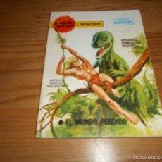 Cómics: SELECCIONES VÉRTICE: EL MUNDO PERDIDO - NÚMERO 48 - EDICIONES VÉRTICE 1969 PERFECTO. Lote 57616483
