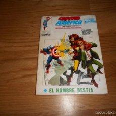 Cómics: CAPITAN AMERICA VOLUMEN 1. Nº 8 .EL HOMBRE BESTIA. VERTICE 1970. Lote 57617099
