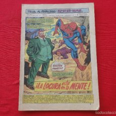 Comics : SPIDERMAN V3. Nº 65. LA LOCURA ESTÁ EN LA MENTE. C-11A. Lote 57632489