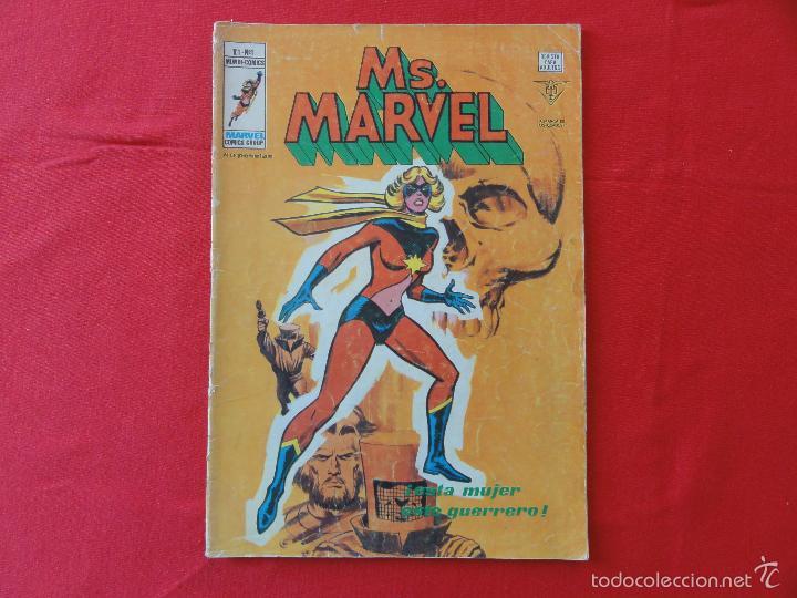 Cómics: MS. MARVEL V1. CASI COMPLETA. 8 Nº. C-11B - Foto 2 - 57688036
