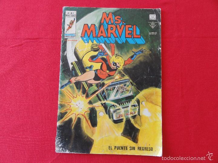Cómics: MS. MARVEL V1. CASI COMPLETA. 8 Nº. C-11B - Foto 4 - 57688036