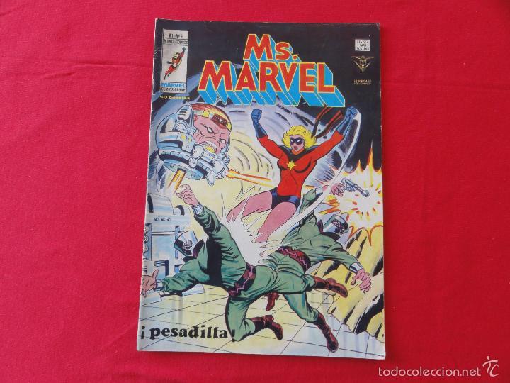 Cómics: MS. MARVEL V1. CASI COMPLETA. 8 Nº. C-11B - Foto 5 - 57688036