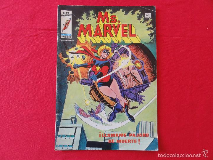 Cómics: MS. MARVEL V1. CASI COMPLETA. 8 Nº. C-11B - Foto 6 - 57688036