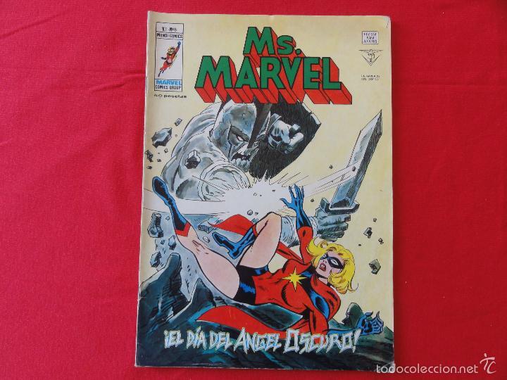 Cómics: MS. MARVEL V1. CASI COMPLETA. 8 Nº. C-11B - Foto 7 - 57688036