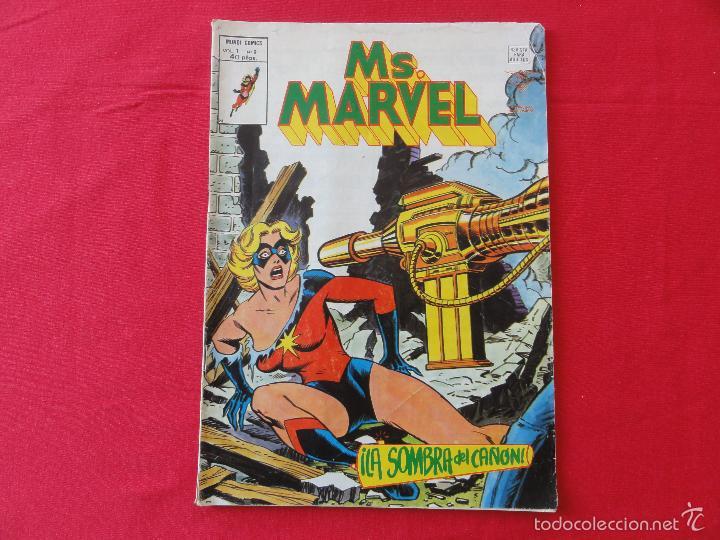 Cómics: MS. MARVEL V1. CASI COMPLETA. 8 Nº. C-11B - Foto 9 - 57688036