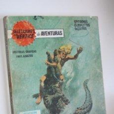 Cómics: SELECCIONES VERTICE DE AVENTURAS Nº 32 , (VERTICE TACO) : EL REINO DE LAS SIRENAS (DIFICIL). Lote 57714598