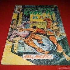 Comics: RELATOS SALVAJES JUDO-KARATE KUNG-FU VOL. 2 Nº 3 MUNDI COMICS VERTICE. Lote 57734215