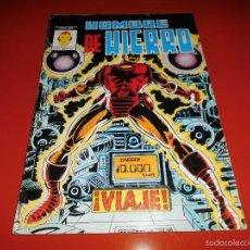 Cómics: HOMBRE DE HIERRO Nº 3-81 MUNDICOMICS ADULTOS VERTICE. Lote 57752180