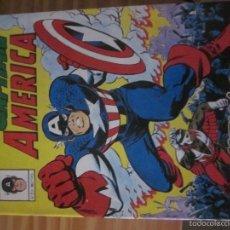 Cómics: TEBEO CAPITAN AMERICA. EDITORIAL VERTICE. NÚMERO 2. AÑOS 80. EXCELENTE ESTADO. Lote 57764450