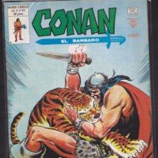 Cómics: COMIC COLECCION CONAN VOL.2 Nº 42. Lote 57872304
