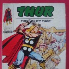 Cómics: ANTIGUO COMIC - THOR Nº 27 - AÑO 1973 - EDICIONES VERTICE - 127 PAG. ... R-3116. Lote 57899025