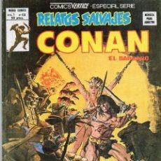 Cómics: COMIC VERTICE 1979 RELATOS SALVAJES VOL1 Nº 69 ( CONAN ) BUEN ESTADO. Lote 57979092
