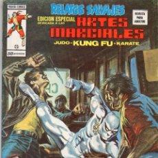 Cómics: COMIC VERTICE 1974 RELATOS SALVAJES KUNG FU VOL1 Nº 23 MUY BUEN ESTADO. Lote 57979545