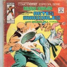 Cómics: COMIC VERTICE 1978 RELATOS SALVAJES KUNG FU VOL1 Nº 39 USADO. Lote 57979621