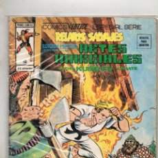 Cómics: COMIC VERTICE 1978 RELATOS SALVAJES KUNG FU VOL1 Nº 40 BUEN ESTADO. Lote 57979685