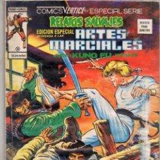 Cómics: COMIC VERTICE 1978 RELATOS SALVAJES KUNG FU VOL1 Nº 41 USADO. Lote 57979775