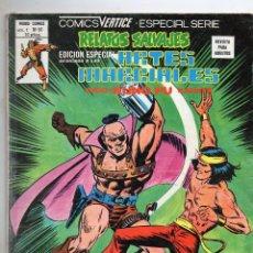 Cómics: COMIC VERTICE 1979 RELATOS SALVAJES KUNG FU VOL1 Nº 50 BUEN ESTADO. Lote 57979989