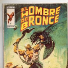 Cómics: COMIC VERTICE 1974 EL HOMBRE DE BRONCE Nº 9 (USADO). Lote 58072483