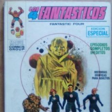 Cómics: 4 FANTASTICOS Nº 14 VERTICE VOL. 1 POCKETT. Lote 58094732