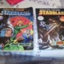 Cómics: STARBLAZER, 3 Y 4. BUEN ESTADO. . Lote 58136672