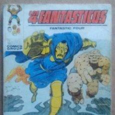 Fumetti: 4 FANTASTICOS Nº 58 VERTICE VOL. 1 POCKETT . Lote 58137694