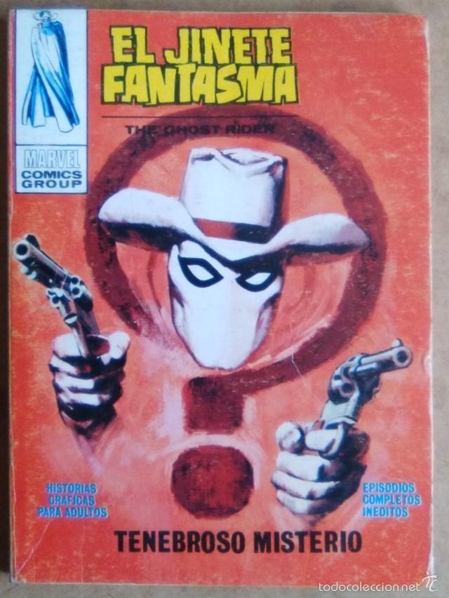 EL JINETE FANTASMA Nº 3 VERTICE VOL. 1 POCKETT - MUY BUEN ESTADO (Tebeos y Comics - Vértice - V.1)