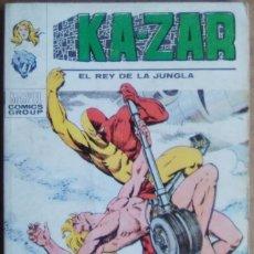 Cómics: KA-ZAR Nº 6 VERTICE VOL. 1 POCKETT. Lote 58211866