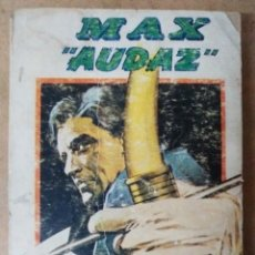 Cómics: MAX AUDAZ EDICION ESPECIAL Nº 1 VERTICE VOL. 1 POCKETT. Lote 58232524