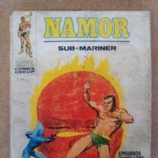 Cómics: NAMOR Nº 22 VERTICE VOL. 1 POCKETT. Lote 58282415