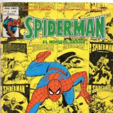 Cómics: COMIC VERTICE 1977 SPIDERMAN VOL3 Nº 58 (BUEN ESTADO). Lote 58297675