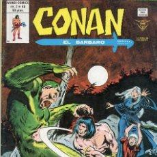 Cómics: COMIC VERTICE 1980 CONAN VOL2 Nº 40 (BUEN ESTADO). Lote 58298012