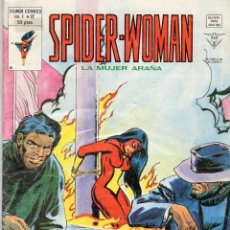 Cómics: COMIC VERTICE 1980 SPIDER-WOMAN VOL1 Nº 12 (MUY BUEN ESTADO). Lote 58331660