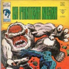 Cómics: COMIC VERTICE 1979 PANTERA NEGRA VOL1 Nº 3 (BUEN ESTADO). Lote 58331923