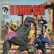 Cómics: COMIC VERTICE 1979 PANTERA NEGRA VOL1 Nº 4 (BUEN ESTADO). Lote 58331949
