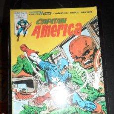 Cómics: CAPITAN AMERICA Nº 43 VOLUMEN 3 EDICIONES VERTICE. Lote 58383499